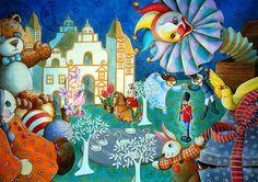 Andersen Fairy Tales Publisher- Paulus Editora/Brazil www.veruschkaguerra.com