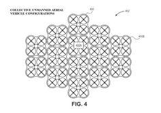 아마존이 특허 취득한 '합체형 메가드론' -테크홀릭 http://techholic.co.kr/archives/65791