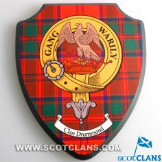 Drummond Clan Crest