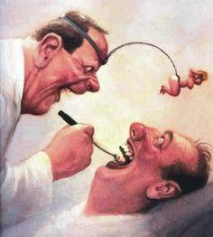 Técnicas avanzadas de un dentista - No Digas!