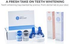 Smile Brilliant Teeth Whitening #GIVEAWAY | Cazador de sorteos