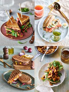 School Lunch, Good Mood, Tapas, Sandwiches, Healthy Recipes, Healthy Food, Snacks, Low Carb, Meals