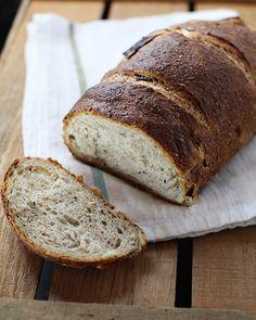 Onion Rye Bread for St. Patrick's Day! | Macrina Bakery & Café