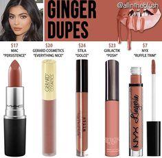 Ginger Dupes