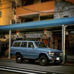 Blue FJ62