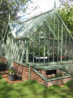 beautiful greenhouse - Google Search