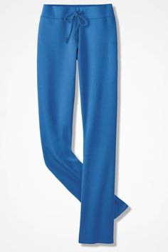 Essential Supima® Pants - Women's Pants | Coldwater Creek