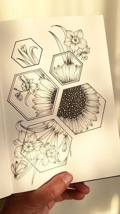 Art Drawings Beautiful, Art Drawings Sketches Simple, Pencil Art Drawings, Easy Drawings, Tattoo Drawings, Abstract Sketches, Shading Drawing, Doodle Art Drawing, Sketch Drawing