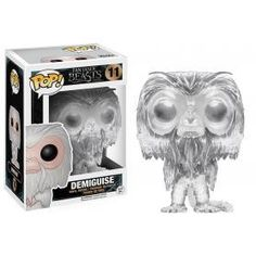 Fantastic Beasts and Where to Find Them - Invisible Demiguise Pop! Vinyl Figure by Funko. Proudly brought to you by Popcultcha – Australia's largest online Funko retailer – Visit to see the full range. Disney Pop, Pop Figurine, Figurines Funko Pop, Pop Vinyl Figures, Marvel Dc, Harry Potter Pop, Funko Pop Dolls, Funko Toys, Funk Pop