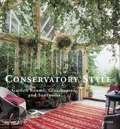 A book on conservatories *~❤•❦•:*´`*:•❦•❤~*