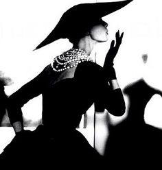 One of my favorite photographers, Lillian Bassman, died on Monday , 2/13/12, at age 94