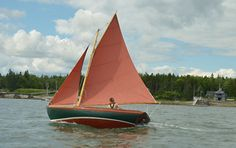 Daysailers - 16' Haven 12 1/2 Class