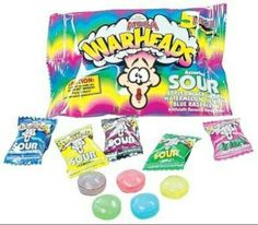 Mega Warheads #90's kid #90's Candy
