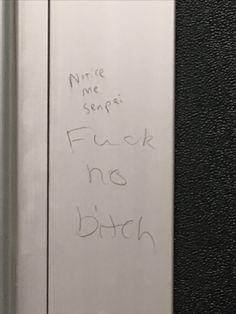 My schools graffiti