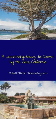 A weekend getaway to