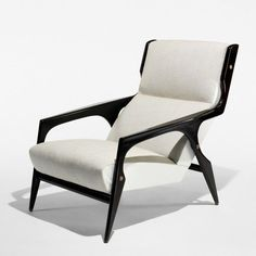 147: Gio Ponti / armchair from the Hotel Parco dei Principi, Rome < Important Design, 09 December 2008 < Auctions   Wright: