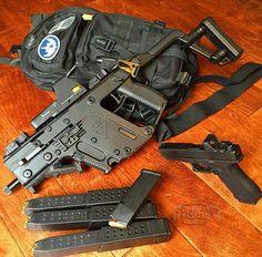 Glock / Vector