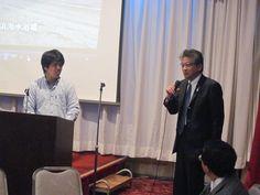 大島サイクリングのこれまでの活動報告や写真の展示会があり、参加してきました。