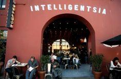 Intelligentsia in Silverlake