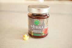 """Marmellata """"Più fibra"""" di Apicoltura casentinese #packaging #design #food"""