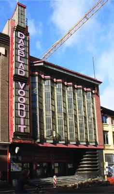 dagblad vooruit, Gent, België
