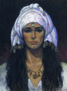 Maher Art Gallery: Abdelaal Hassan Egyptian born 1944