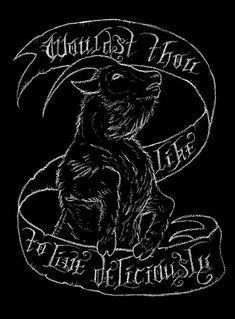Black Paper, Black Art, The Vvitch, Black Phillip, Weird Tattoos, Tatoos, Art Folder, Goth Art, Art Inspo
