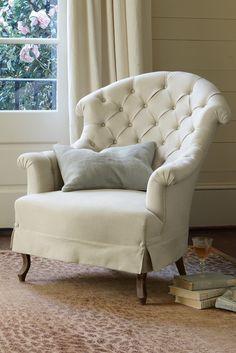Get the Look Cedar Hill Farmhouse - Bedroom Chair - Cedar Hill Farmhouse