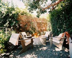 Outdoor Living   garden   fire pit