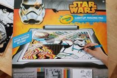 Crayola light up tracing pad art and craft set