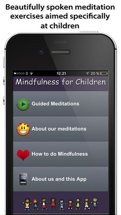 Mindfulness meditati