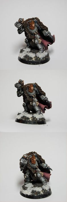 Space Wolf Warhammer 40k Lord