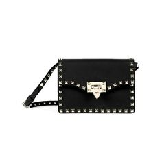 """Valentino rock stud small crossbody  brand new with tags and dustbag  measures 8 x 5 x 2 """"  long crossbody strap  asking $980  comment for more information or to purchase this item"""