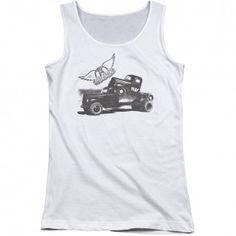 Aerosmith Pump Womens Tank