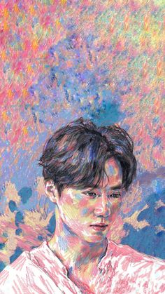 SUHO The mini album Self-Portrait Exo wallpaper Suho Kim Junmyeon # # # Portrait Suho Exo, Selfie Ideas Instagram, Kpop, Exo Lockscreen, Exotic Art, Diego Rivera, Kim Junmyeon, Portraits, Chanbaek