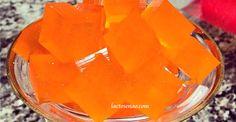 Receita fit, saudável e delícia de bala de colágeno caseira :)
