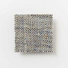 Fabric By The Yard - Herringbone Tweed | west elm