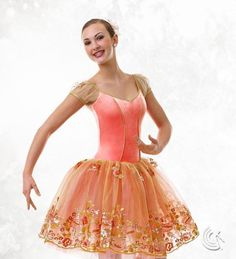 My ballet costume