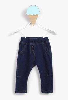 f5ef8ae99 Mayoral Winter 2017/2018 Baby boy long denim pants with suspenders ...