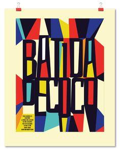 Bahiana, fuente gratuita por Daniela Raskovsky y Pablo Cosgaya.