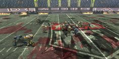 Mutant Football League Preview: Inhuman League - on PlayStation Lifestyle