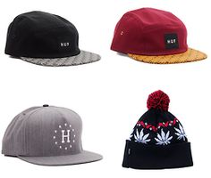 220d578e15 HUF Hats - On Sale Now at Karmaloop Use repcode SMARTCANUCKS for 20% OFF  your order online at Karmaloop!