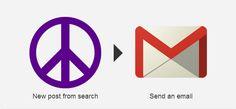 Super Useful #IFTTT Recipes - Email me Craigslist search results #productivity #lifehack http://www.ezanga.com/news/2013/04/26/best-ifttt-recipes/