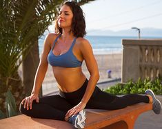 The 3 BEST Yoga and Stretching Routines To Lengthen & Tone – ToneItUp.com