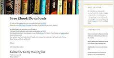 Free Ebook Downloads - http://www.kindle-free-books.com/free-ebook-downloads