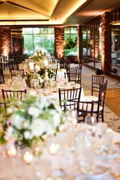 Red Rock Country Club wedding reception
