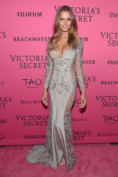 See All the Looks From the 2015 Victoria's Secret Show After Party  - ELLE.com