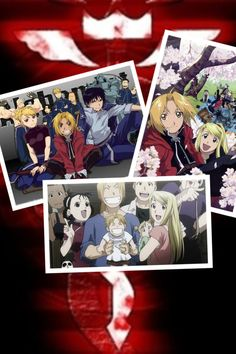 fullmetal alchemist | Fullmetal Alchemist by ~Inukag-edwin on deviantART. I love how Mustang and Hawkeye are like Ed's mom and dad, they kinda replace his deceased ones in a way. They'd make a cute family :)