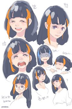 Pomodorosa #Pixiv ★ || CHARACTER DESIGN REFERENCES (pinterest.com/characterdesigh) • Do you love Character Design? Join the Character Design Challenge! (link→ www.facebook.com/groups/CharacterDesignChallenge) Share your unique vision of a theme every month, promote your art, learn and make new friends in a community of over 15.000 artists who share your same passion! || ★