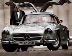 Mercedes Benz 300SL Gullwing - 1955